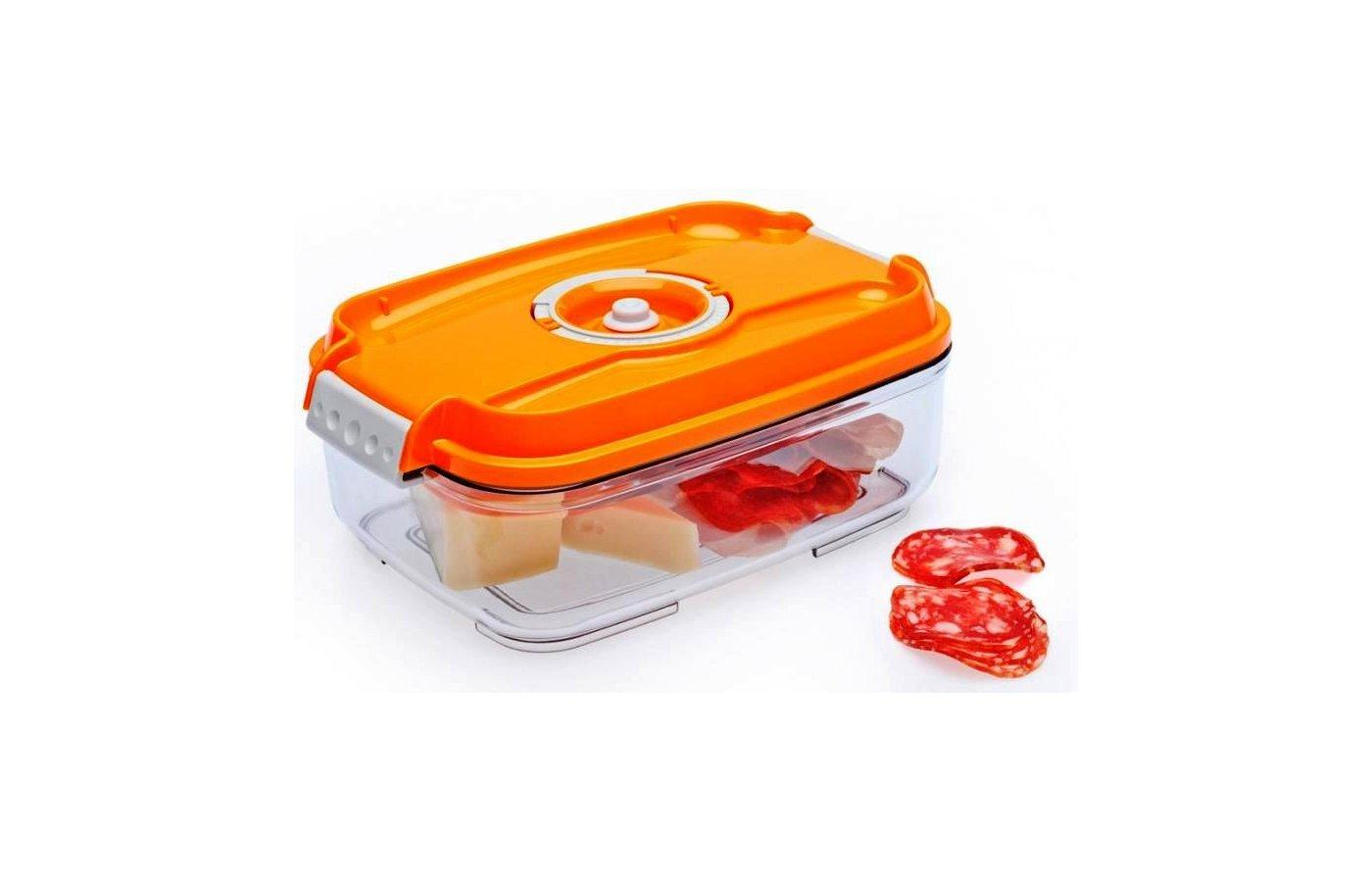 Вакуумные упаковщики STATUS VAC-REC-14 Orange Контейнер