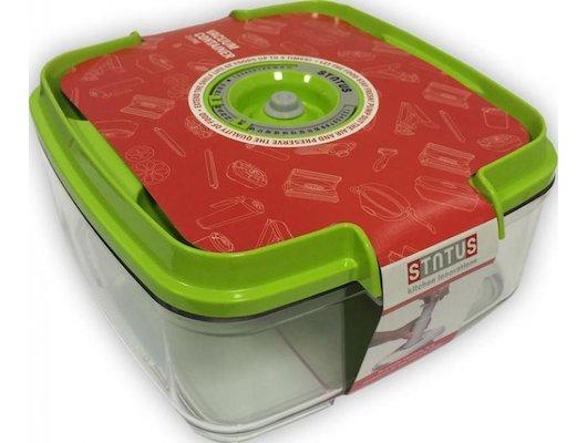 Вакуумные упаковщики STATUS VAC-SQ-20 Green Контейнер