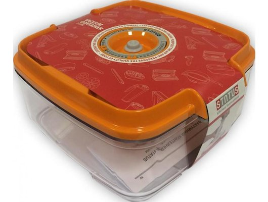 Вакуумные упаковщики STATUS VAC-SQ-20 Orange Контейнер