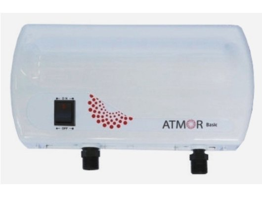 Водонагреватель ATMOR Basic 3.5 кВт душ