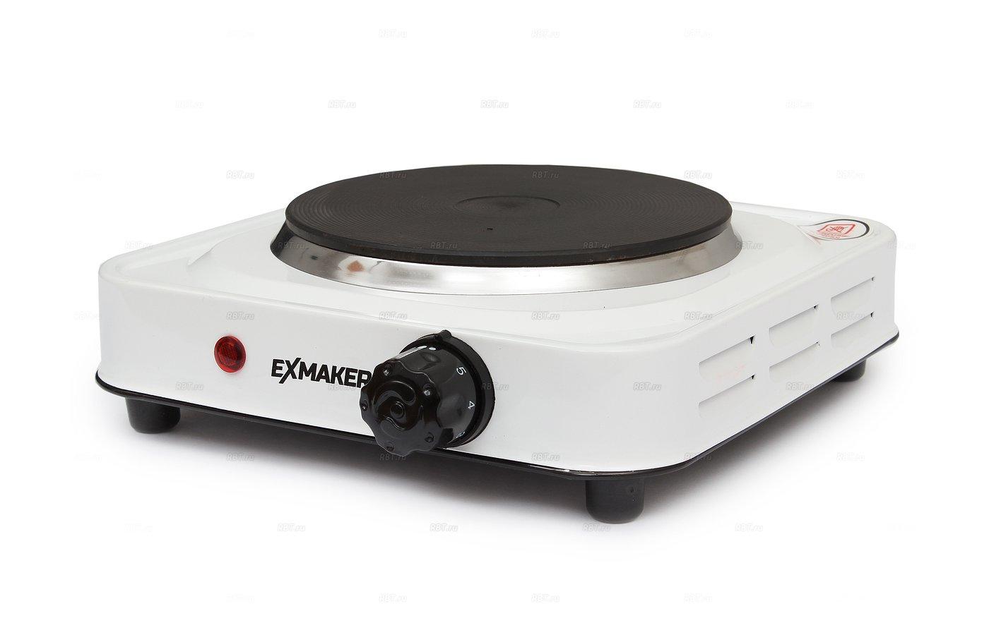 Плитка электрическая EXMAKER HPF 101 white