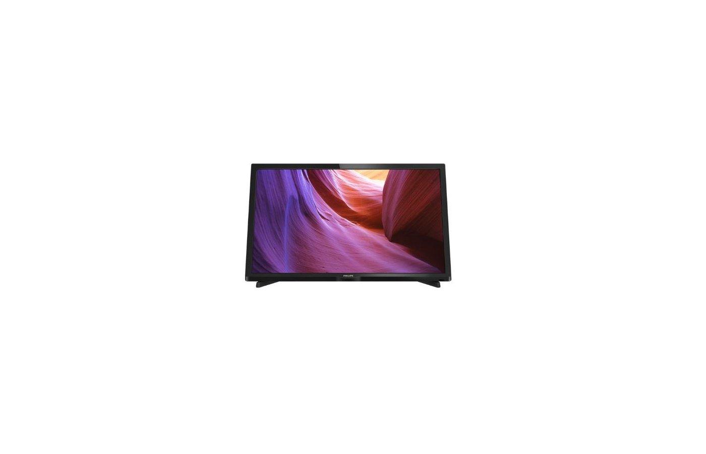 LED телевизор PHILIPS 22PFT 4000/60