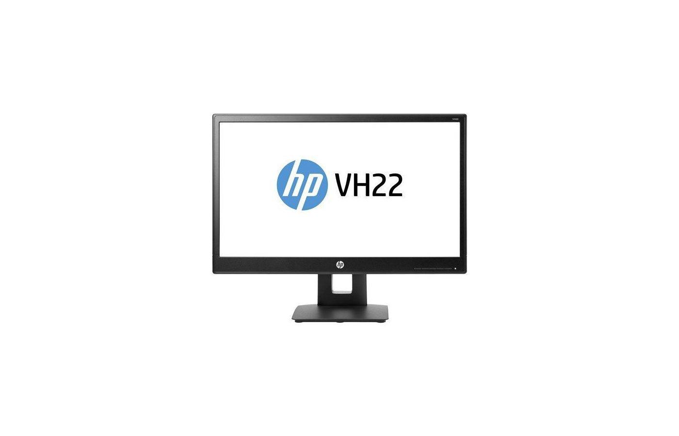 """ЖК-монитор 22"""" HP VH22 /X0N05AA/"""
