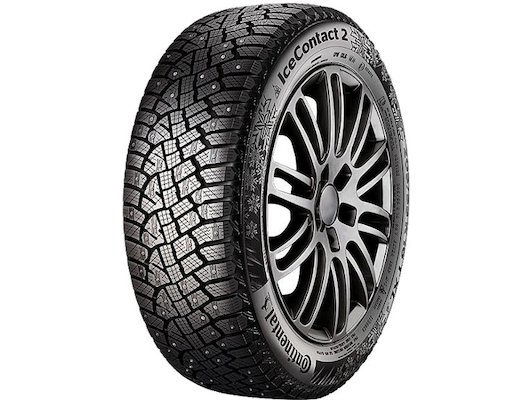Шина Continental ContiIceContact 2 185/65 R14 TL 90T XL шип