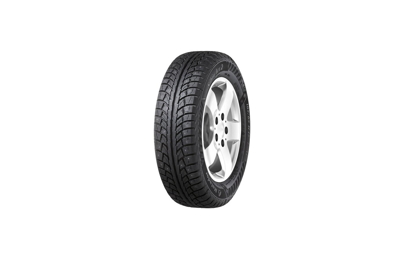 Шина Matador MP 30 Sibir Ice 2 175/65 R14 TL 86T XL шип