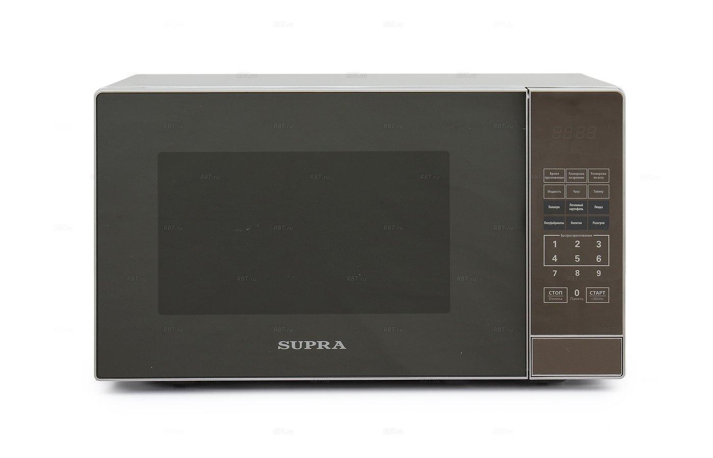 Микроволновая печь SUPRA MWS-2128SS