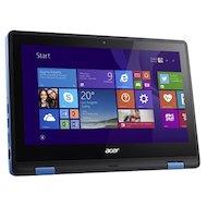 Фото Нетбук Acer R3-131T-C08E Transformer /NX.G10ER.007/ intel N3050/2Gb/SSD32Gb/11.6Touch/WiFiWin10/ (lt.blue)