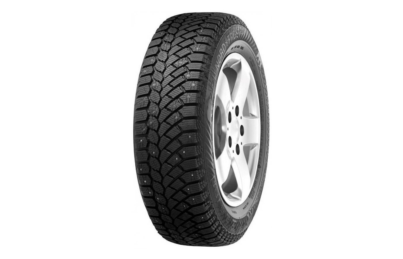 Шина Gislaved NordFrost 200 SUF FR 235/60 R18 TL 107T XL шип