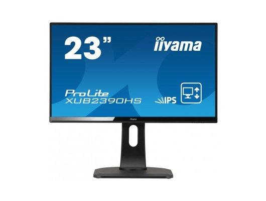 """ЖК-монитор 23"""" Iiyama PL2390 /XUB2390HS-B1/"""
