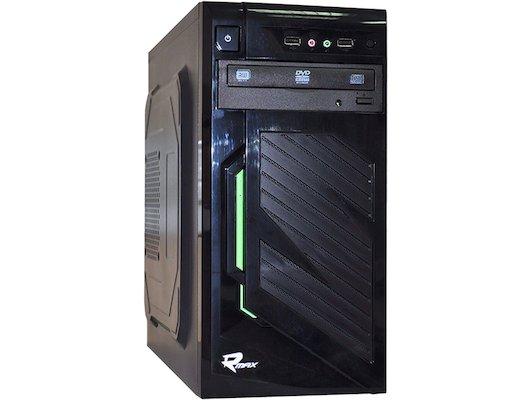 Системный блок Rmax 304 Office Pro intel i3 370M X2 2.1Gh/4Gb/500Gb/R5 230/DVD/DOS