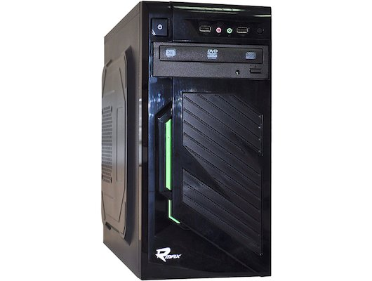 Системный блок Rmax 306 Office Pro intel i3 370M X2 2.1Gh/4Gb/500Gb/DVD/DOS