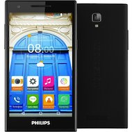 Фото Смартфон PHILIPS S396 LTE Black