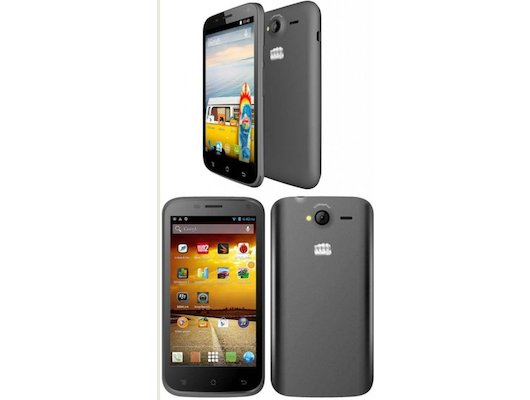 Смартфон Micromax BOLT A82 Grey