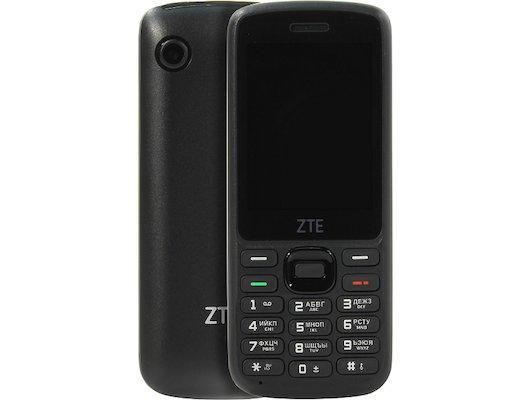 Мобильный телефон ZTE F327 Black