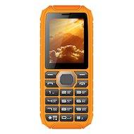 Фото Мобильный телефон Vertex K201 черный/оранжевый