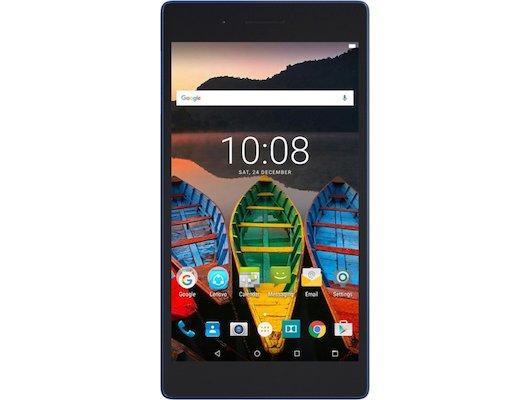 Планшет Lenovo Tab 3 TB3-730X (7.0) IPS 16Gb/3G/LTE/Black /ZA130040RU/