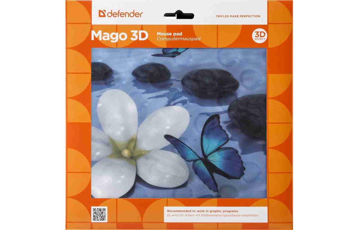 Коврик для мыши Defender Mago 3D