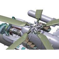 Фото Конструктор ЗВЕЗДА 7293 Советский ударный вертолёт Ми-24 В/ВП Крокодил