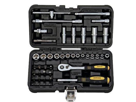 Расходные материалы для инструментов Berger BG043-14 набор инструментов