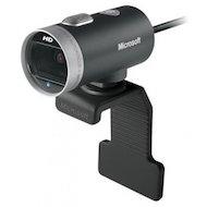 Фото Веб-камера Microsoft LifeCam Cinema for Business OEM черный 0.9 (1280x720) USB2.0 с микрофоном