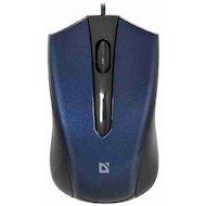 Мышь проводная Defender Accura MM-950 синий