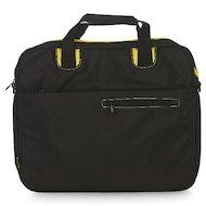 Кейс для ноутбука Hama San Francisco черный/желтый нейлон (00101171)