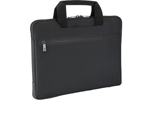 Кейс для ноутбука Dell Slipcase (T78FC) черный нейлон (460-BBHH)