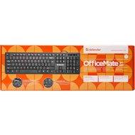 Фото Клавиатура проводная Defender OfficeMate SM-820 черный