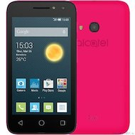 Фото Смартфон Alcatel 4034D PIXI 4 (4) black/pink