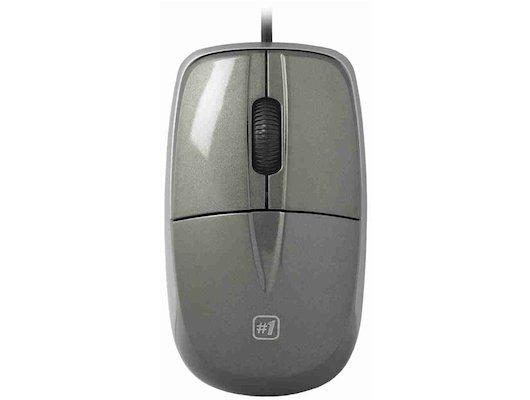 Мышь проводная Defender MS-940 серый
