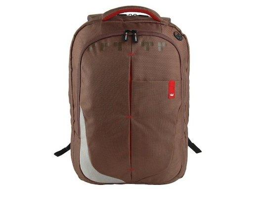 Рюкзак для ноутбука CROWN CMBPG-4415BN (Genuine Series) brown 15,6