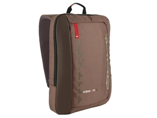 Рюкзак для ноутбука CROWN CMBPH-1115BN (Hymn Series) brown 15,6