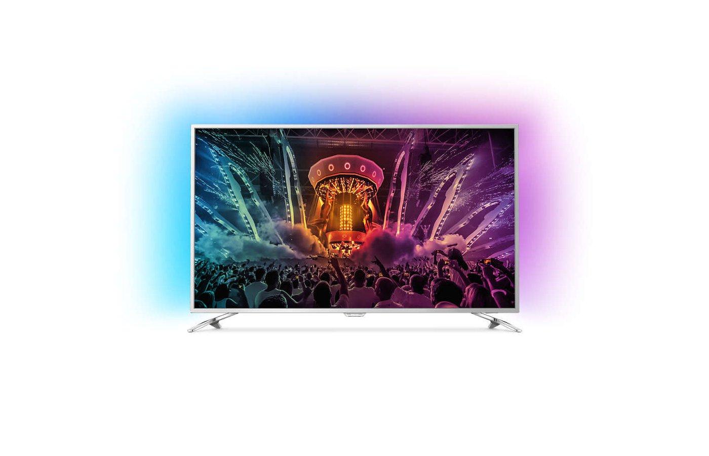4K (Ultra HD) телевизор PHILIPS 65PUS 6521/60