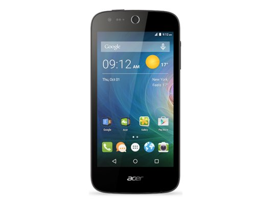 Смартфон Acer Liquid Z330 8Gb black