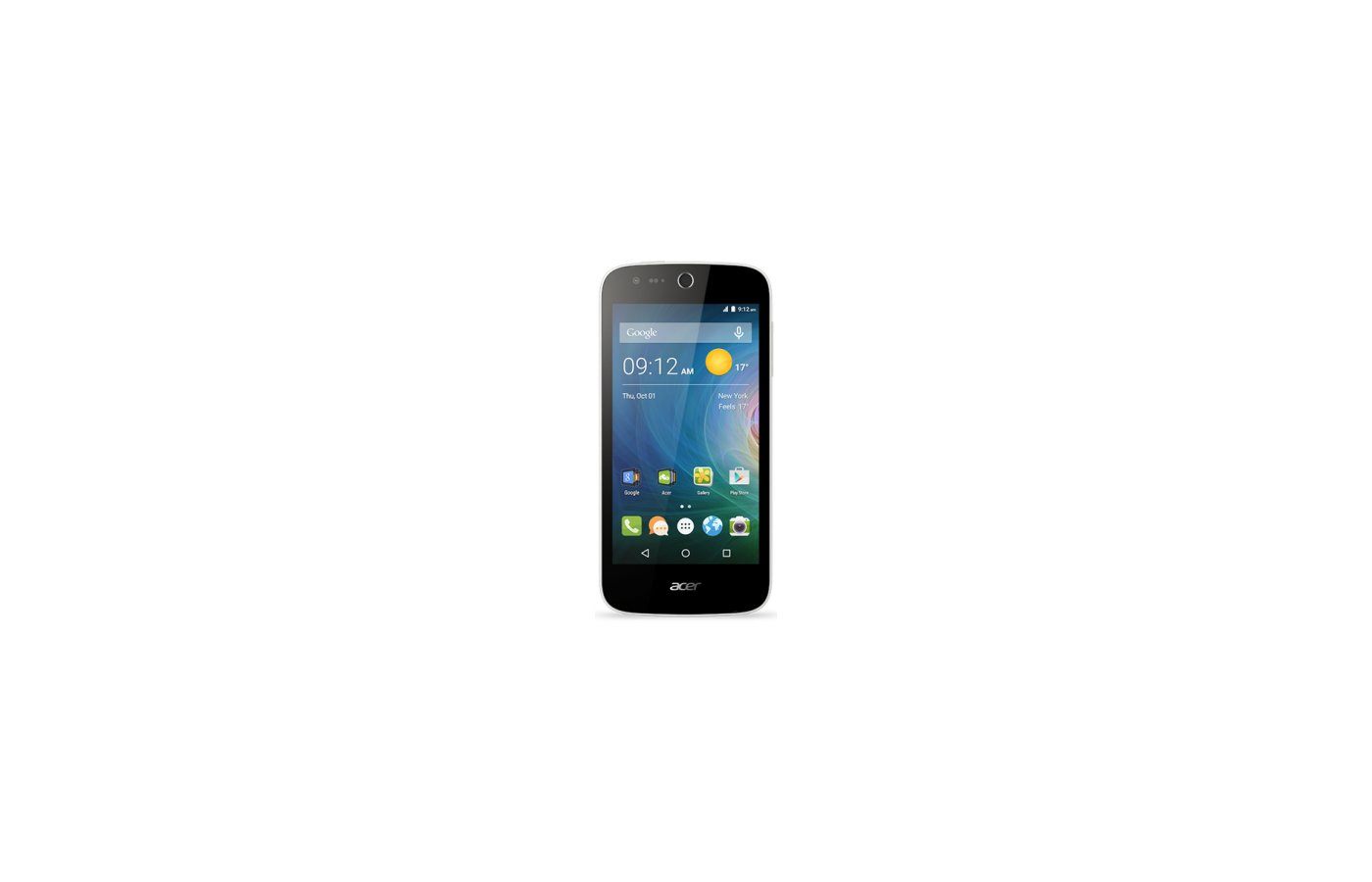 Смартфон Acer Liquid Z330 8Gb white