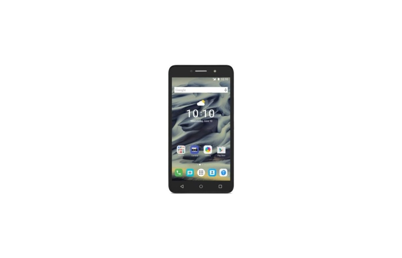 Смартфон Alcatel Pixi 4(6) 9001D 16Gb silver