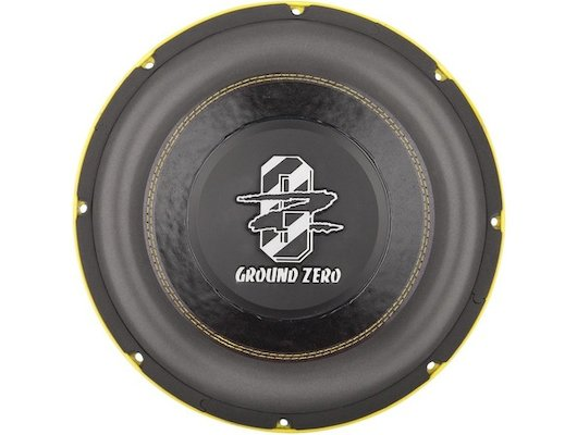 Сабвуфер Ground Zero GZRW 30SPL Extreme