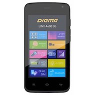 Фото Смартфон Digma A400 3G Linx 4Gb graphite
