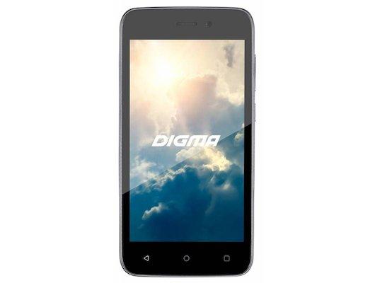 Смартфон Digma G450 3G VOX 8Gb graphite