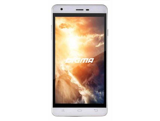 Смартфон Digma S501 3G VOX 8Gb white