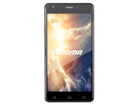 Смартфон Digma S501 3G VOX 8Gb graphite