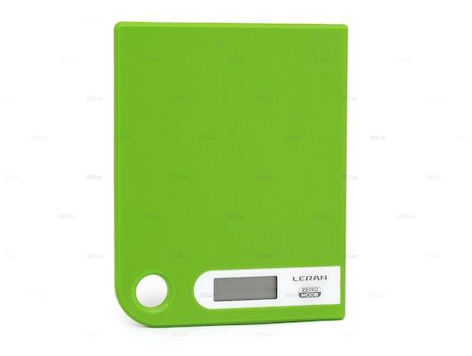 Весы кухонные LERAN EK9610K-39 зеленые