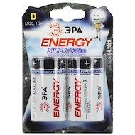 Батарейка ЭРА LR20 D 2шт. (LR20-2BL)