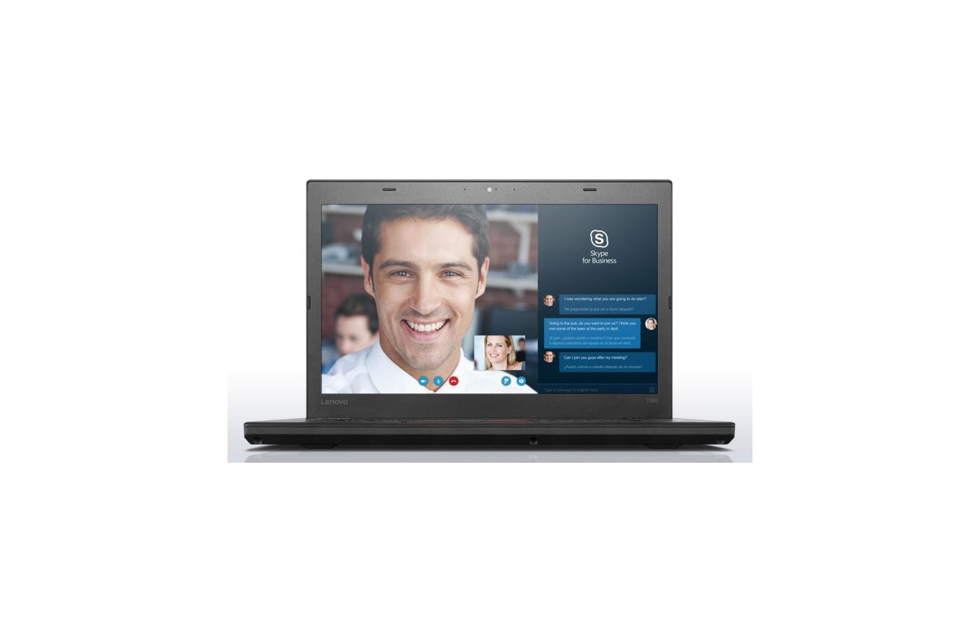 Ноутбук Lenovo T460 /20FM0034RT/