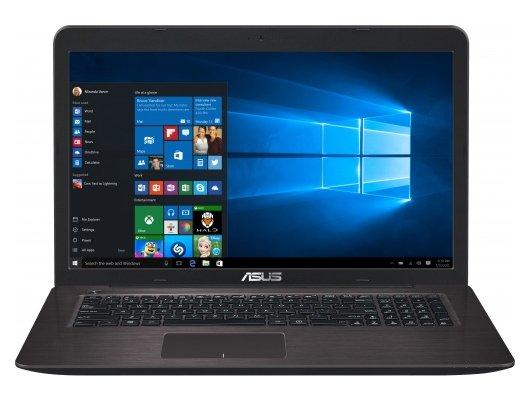 Ноутбук Asus X756UA-TY018T /90NB0A01-M00410/