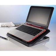 Фото Подставка для ноутбука Hama черный (00053065)