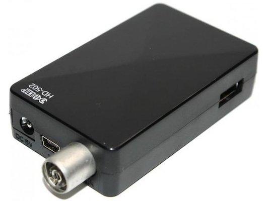DVB-T2 ресивер Сигнал Эфир HD-502