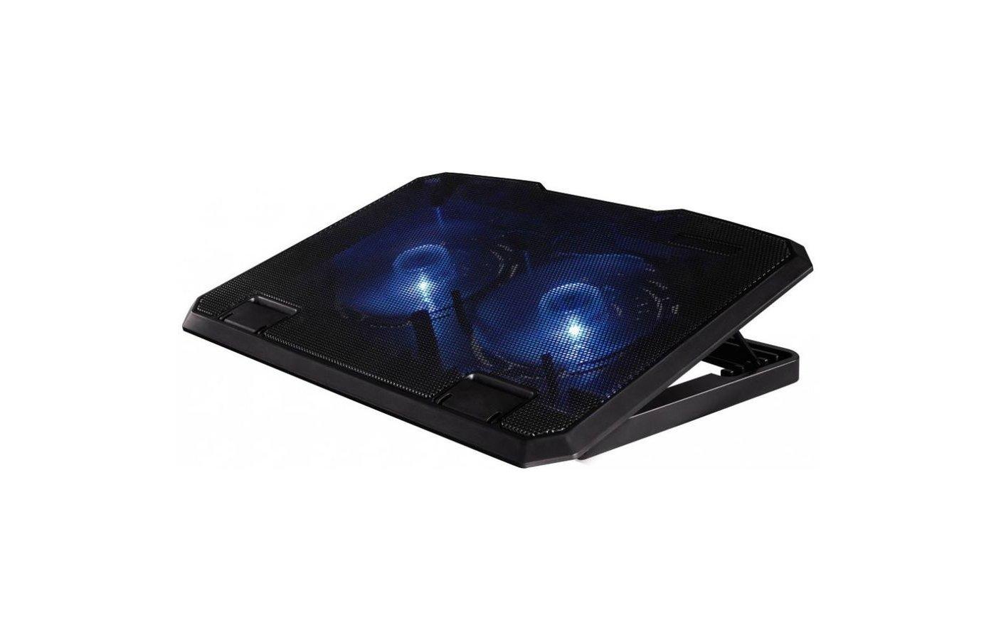Подставка для ноутбука Hama черный (00053065)