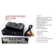 Фото DVB-T2 ресивер Сигнал Эфир HD-200