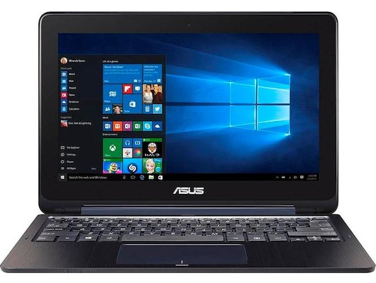 Нетбук ASUS TP200SA-FV0108TS Transformer /90NL0081-M03510/ intel N3050/2Gb/SSD32Gb/11.6/Touch/WiFI/Win10